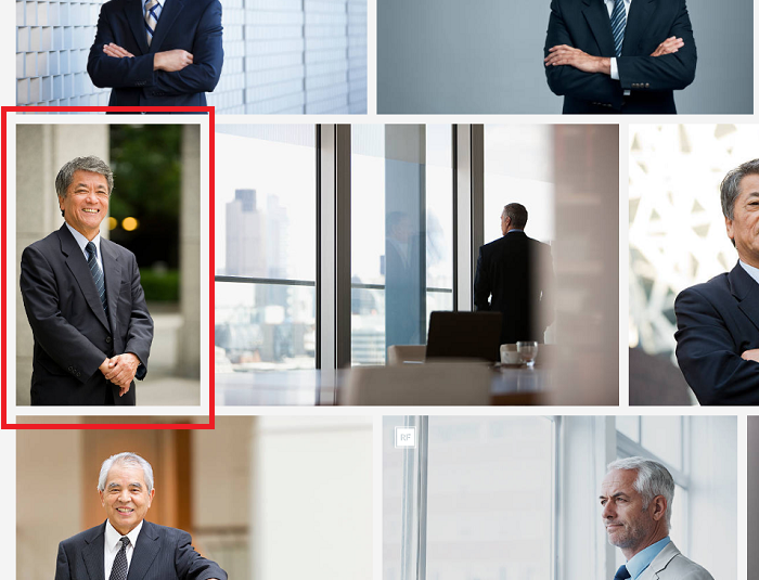 gettyimagesのceo画像