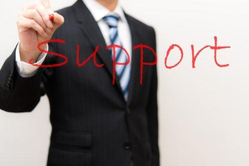 投資顧問会社の代表的なサポート