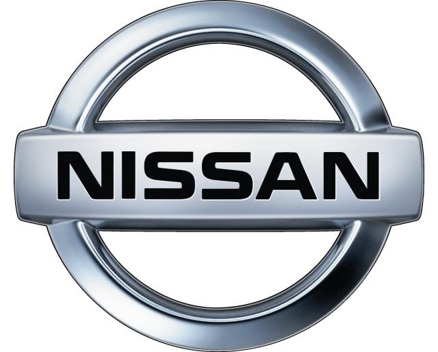 日産自動車ロゴ