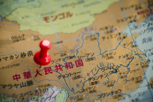 中国貿易収支