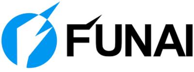 船井電機ロゴ