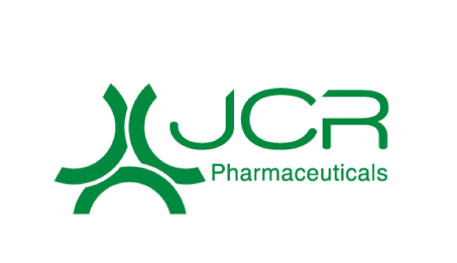 JCRファーマ ロゴ