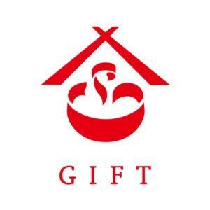 株式会社ギフト ロゴ